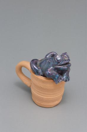 Frog in Cup