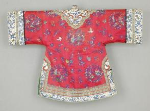 Woman's court robe