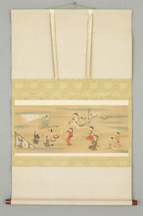 Section of a handscroll