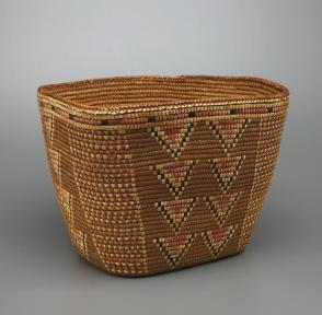 yiq́us (coiled basket)