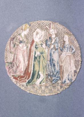 Saint Catherine Meeting the Empress