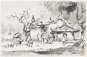 Sketches of Life in Formosa (Taiwan)