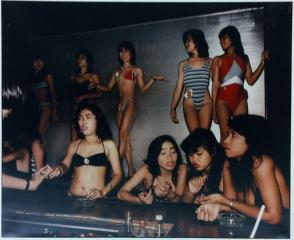Bar Girls in the King's Castle Bar, Patpong, Bangkok