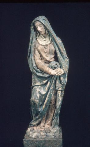 Mourning Virgin Mary