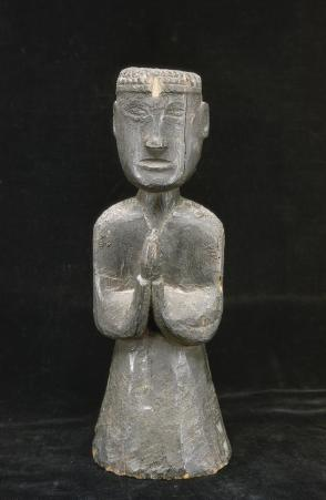 Praying Figure