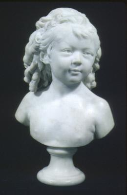 Sabine Houdon at Age Four