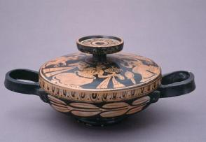 Lekanis (Kylix) with Lid