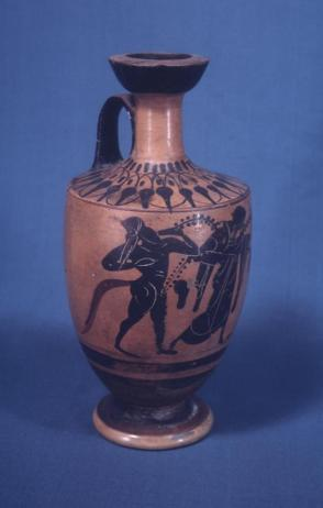 Oil or Perfume Container:  Lekythos