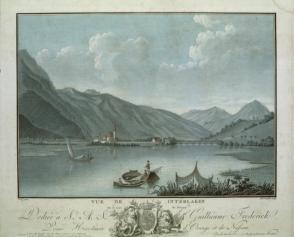 Vue de Interlaken