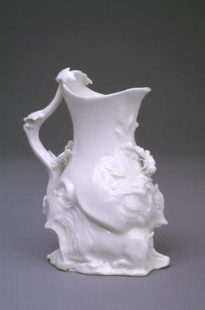 Goat and bee jug