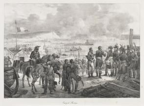 Camp at Boulogne