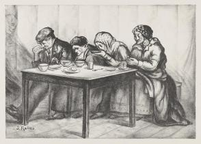 Group at Table