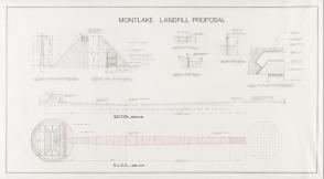 Definition Drawing for Montlake Landfill Proposal