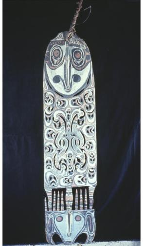 Ceremonial entrance panel